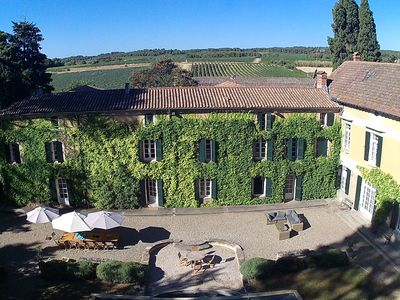 Photo for Historic Vineyard and Manor House near the Mediterranean coast