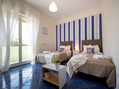 Photo for Family Apartment • Free Wi-Fi • Olive Grove • Free Parking • Relax
