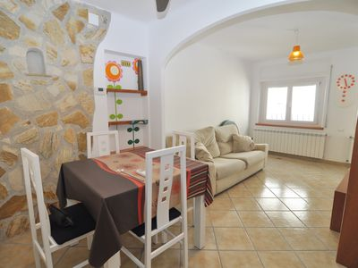 Photo for HOUSE IN THE CENTER OF THE VILLAGE 250 M FROM THE BEACH
