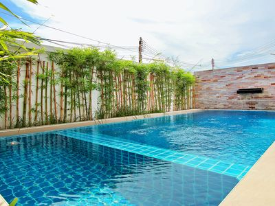 Photo for Amazing 3 Bedroom Pool Villa A26