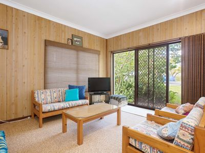 Photo for 'The Beach Shack', 28 Shoal Bay Road - fantastic original beach house that allows pets
