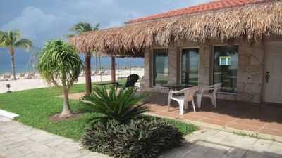 Photo for On The Water - Oceanfront Villa -  Pool, Diving, Snorkeling-Pier