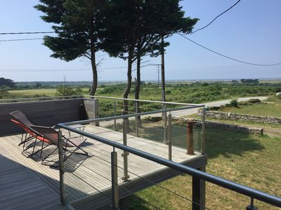 Photo for Large house with exceptional sea views in a protected environment