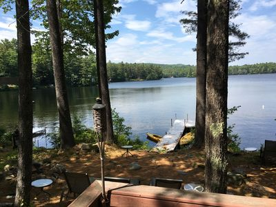 Photo for Cozy Waterfront Camp in Raymond, Maine