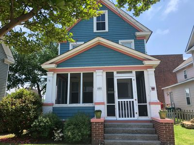 Photo for Charming Home close to shops in Historic Cape Charles