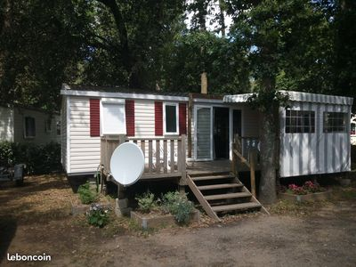 Photo for mobile home 6 -8 people camping 4 * 300 m from the beaches