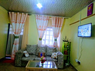 Fully Furnished one bedroom bungalow in Thome, Garden Estate near Windsor Hotel