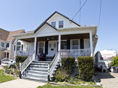 Photo for Cape May Cottage near beaches, shops and town!