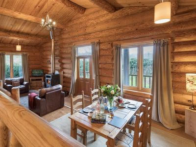 Photo for 2 bedroom Log Cabin in Nr Ulverston - 73276