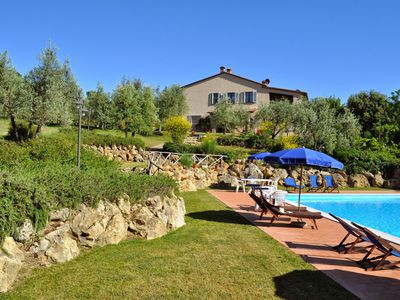 Photo for Casale Camporena In Montaione, Tuscany