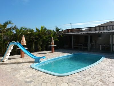 Photo for House with swimming pool in Balneário Grajaú