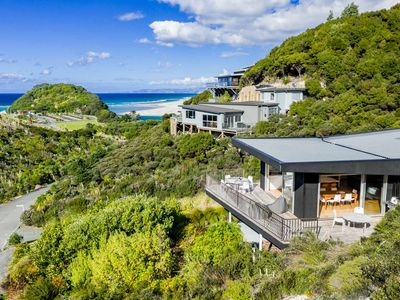 Photo for Black Bach - Designer Home With Stunning Views