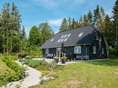Photo for Magnificent Holiday Home in Jutland with Whirlpool