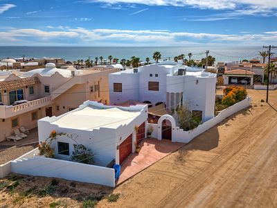 Photo for Beautiful beach home in Rocky Point Mexico with incredible views.