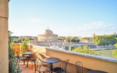 Photo for Apartment in Castel Sant'Angelo with terrace