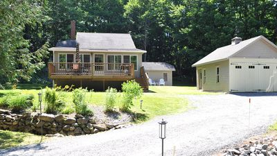 Photo for Lovely Long Lake Cottage, 3BR/1BA