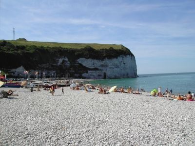 Photo for On the coast of Upper Normandy, an ideal home for a couple with children