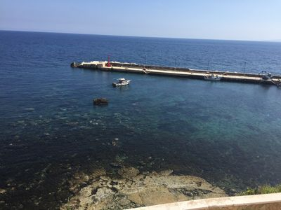 Photo for 1BR House Vacation Rental in Marettimo