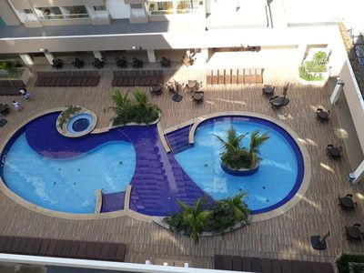 Photo for 1BR Apartment Vacation Rental in olimpia, SP