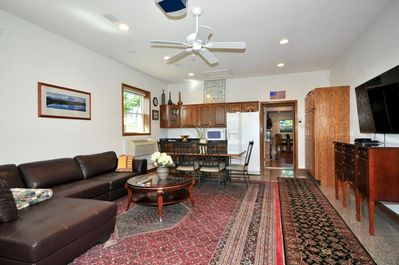 Great Room in Main house