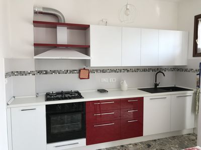 Photo for New and Lovely Apartment, 10 minutes from Venice, 2 bedrooms, air conditioning.