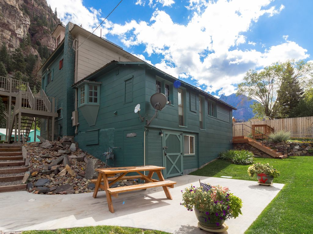 All Three Ouray Hot Springs Condos Are Available Ouray Southwest Colorado Colorado