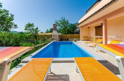Photo for Holiday house Grižane for 6 persons with 3 bedrooms - Holiday house