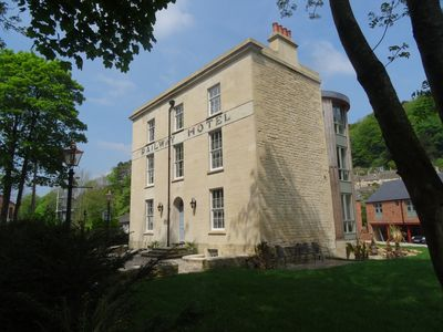 Photo for Beautiful Apartment in Landmark Cotswold Grade II Listed Georgian House - (103)