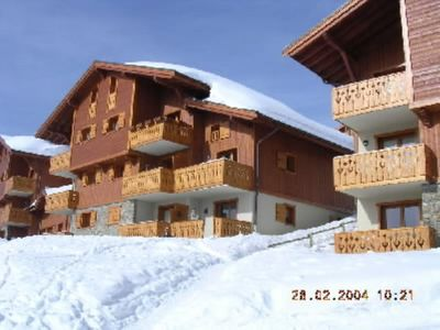 Photo for apartment/ flat - COL DES SAISIES