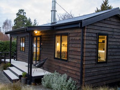 Photo for Black Cabin - Deluxe in Duntroon