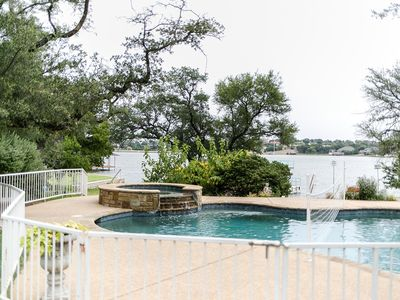 Photo for Beautiful Large Family Home ON THE WATER