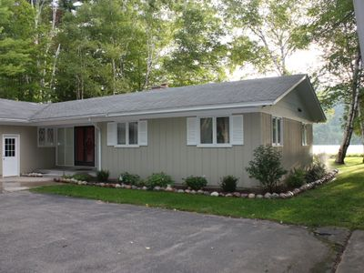 Photo for Birch Bend Cottage is on Fisher Lake, Glen Arbor area, Leelanau County, MI