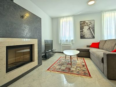 Photo for Holiday apartment Funtana for 4 - 6 persons with 2 bedrooms - Holiday apartment in one or multi-fami