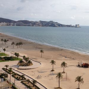 Photo for Apartment with direct access to the beach of Cullera