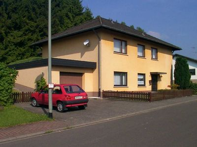 Photo for Quiet apartment for 2 persons on the edge of the Hunsrück-Hochwald National Park