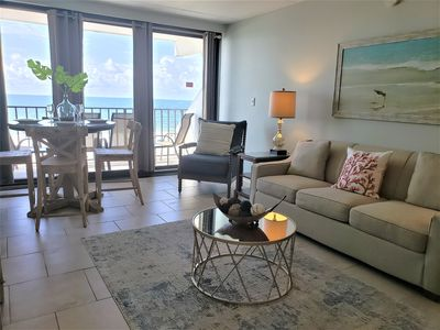 Photo for Newly Remodeled-Direct Gulf Front Condo Now Available