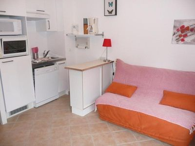 Photo for Apartment Vars, studio flat, 2 persons