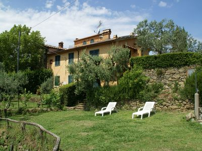 Photo for 1BR House Vacation Rental in LAMPORECCHIO