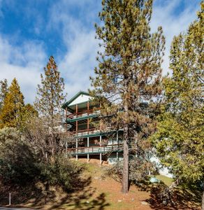 Photo for Large 3-story Home with Amazing Views, boat slip at Bass Lake