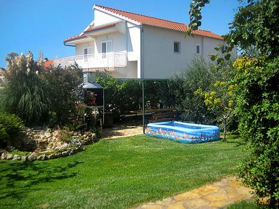 Photo for Apartment Stipanicev in Vodice/Tribunj - 4 persons, 1 bedrooms