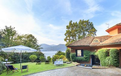 Photo for Peaceful villa on the shores of Lake Maggiore!