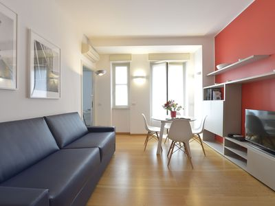 Photo for Modern flat, moments from the Central Station
