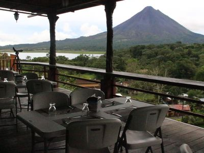 Photo for Private, surrounding by nature, right next to the Arenal Volcano Natural Park.