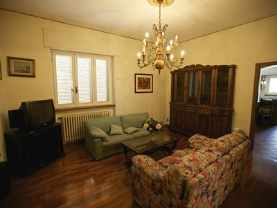 Photo for Beautiful apartment in an independent house consisting of 2 units
