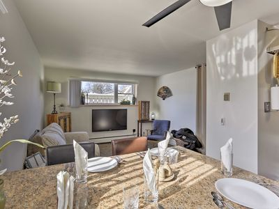Photo for Minneapolis Apt by Bus Stop - 15 Min to Downtown!