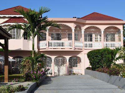Photo for Rayann's Place 3 bedroom Ochi Rios with indoor Jacuzzi