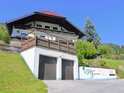 Photo for Very spacious accommodation with private south-facing balcony and mountain views