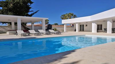 Photo for MODERN VILLA HEATED PRIVATE POOL, JUST 300m BEACH MARBESA – MARBELLA