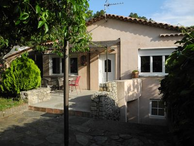 Photo for Pleasant house on the heights of Anduze