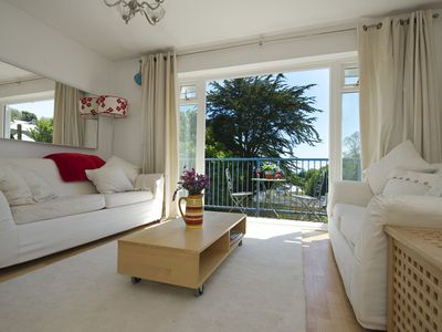 Photo for 3 Bedroomed Contemporary Apartment with Sea View, minutes from the Beach